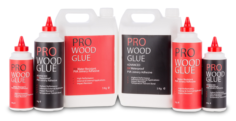 Pro Wood Glue Adhesives